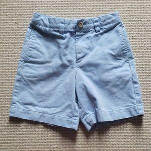 Vineyard Vines blue chino shorts size 5